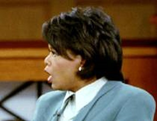 Oprah Winfrey meest invloedrijke ster