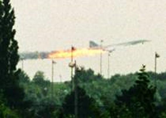 Oorzaak crash Concorde vastgelegd
