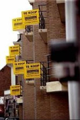 Bijna helft nieuwe wooneenheden op platteland is appartement