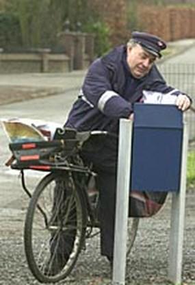 Postmannen eisen meer loon