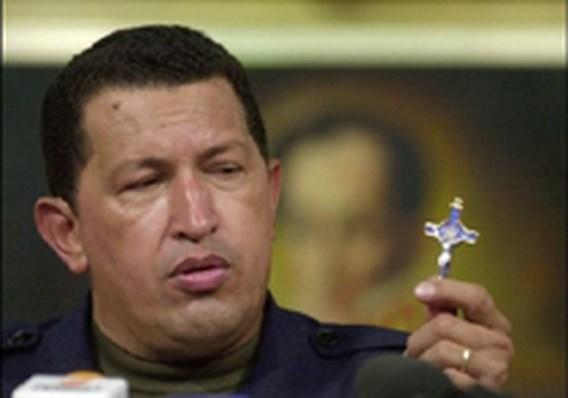 De wereldspeler: Hugo Chavez