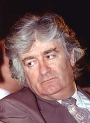 Karadzic gearresteerd