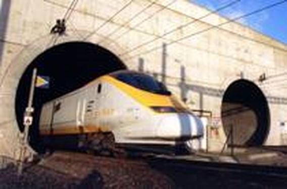Meer reizigers op Eurostar