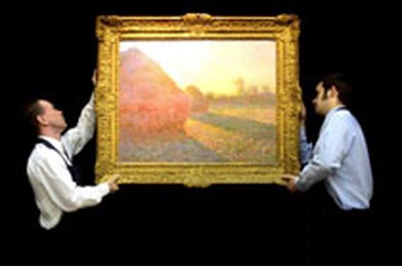 Hoe meer rijken, hoe duurder de kunst