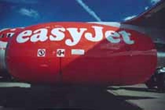 EasyJet start vluchten vanop Brussels Airport