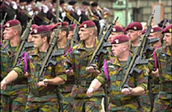 Bouwsector zkt. militairen