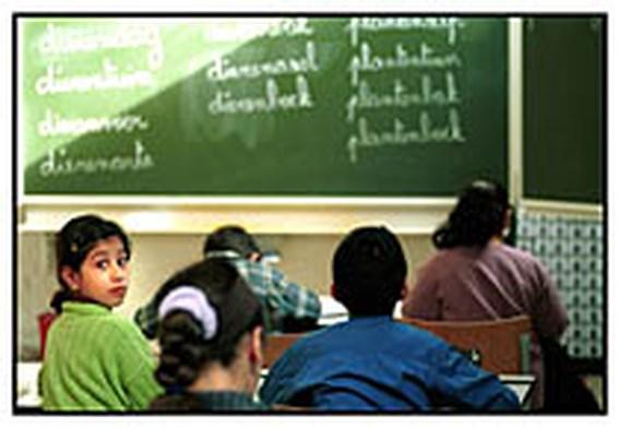 Grootschalige enquête peilt naar sociaal milieu leerlingen