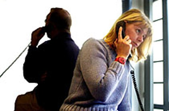 Belgacom lanceert internettelefonie