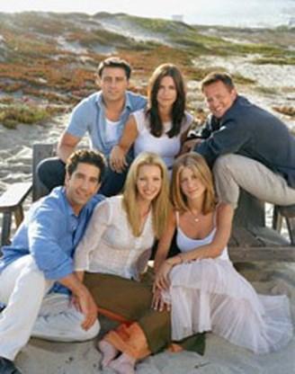 'Friends: The Movie' krijgt groen licht