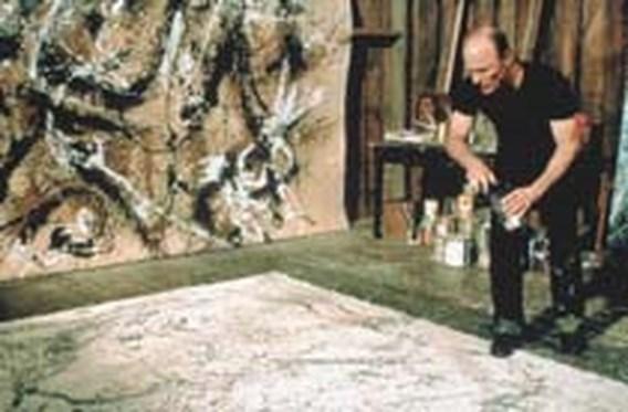 Dertig onbekende werken van Pollock ontdekt