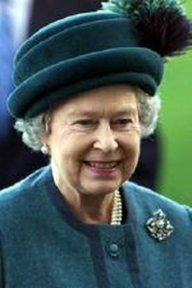 Queen Elisabeth II heeft iPod op zak