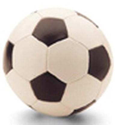 Voetbal krijgt chip ingeplant