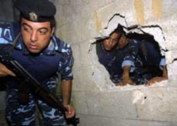 Palestijnse doden bij instorten van tunnel