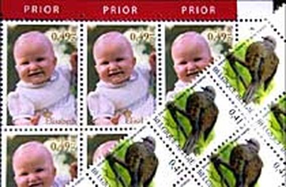 Postzegel en treinticket duurder vanaf morgen