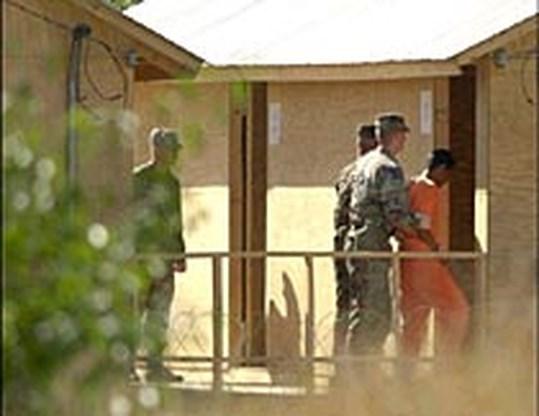 Britse gevangene in Guantanamo werd gemarteld