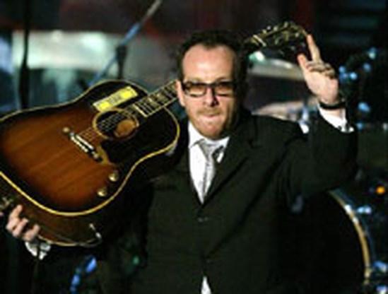 Costello op Blue Note Records Festival