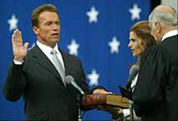 Contract met tijdschrift levert Schwarzenegger miljoenen op