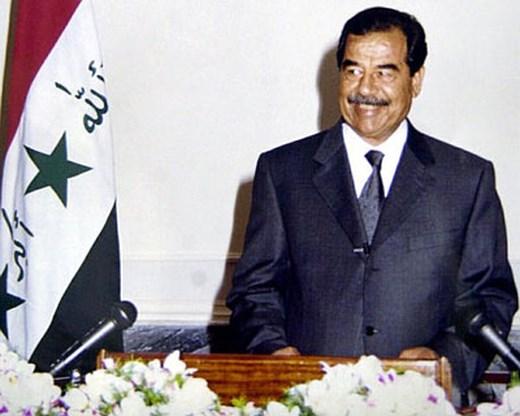 Irakees loog over biologische wapens Saddam
