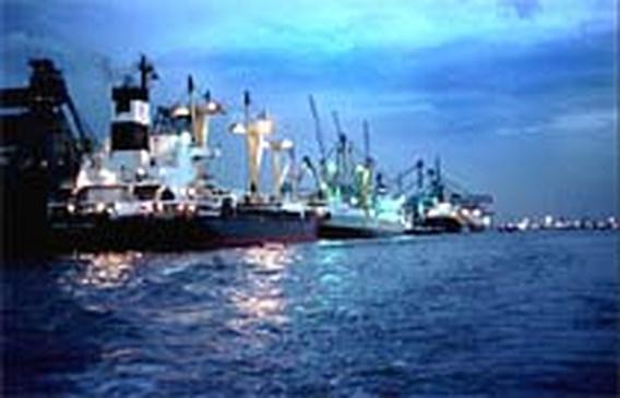 Meer binnenschepen naar Antwerpse haven
