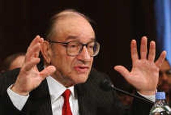Greenspan deed het weer eens