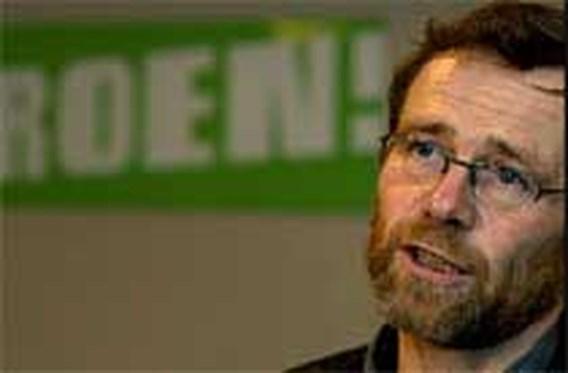 Jef Tavernier verlaat Groen!
