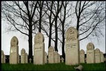 Het militair kerkhof van Chastre, waar de Noord-Afrikaanse tirailleurs begraven liggen. Bart Dewaele <br><br><!--para1--><br><br><!--para2-->