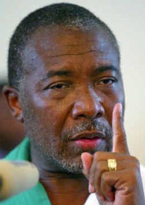 Liberiaanse ex-president Taylor spoorloos
