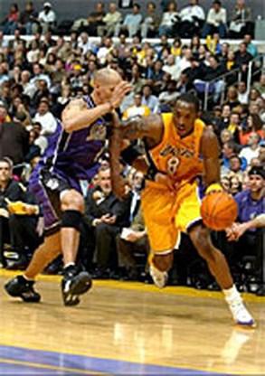 Lange dag voor Kobe Bryant