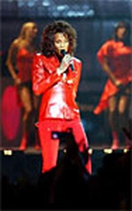 Whitney Houston stopt met ontwenningsprogramma