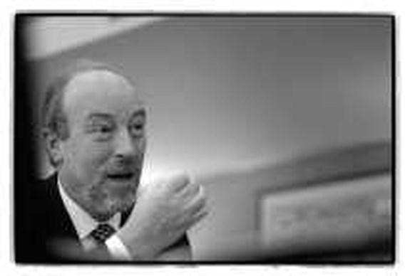 SPRAAKMAKERS. Yvan Bostyn na veertien jaar weg als topmanager van VDAB