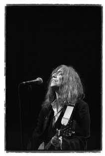 Patti Smith bracht in het PSK een ode aan Rimbaud.