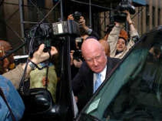 Ruziënde juryleden dreigen Tyco-proces te doen kapseizen