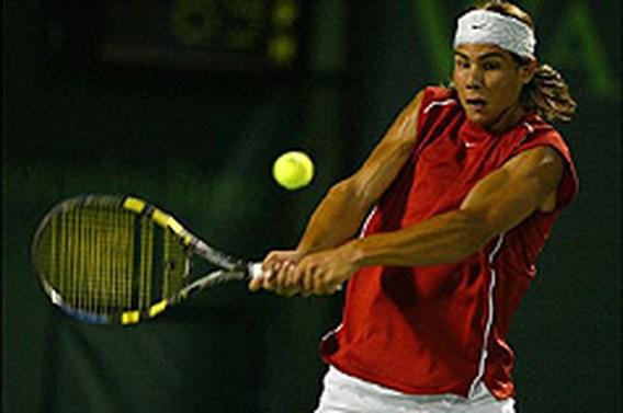 Puerta en Nadal spelen finale op Roland Garros