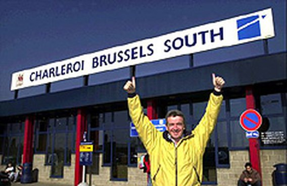 Vijf nieuwe bestemmingen vanuit luchthaven Charleroi