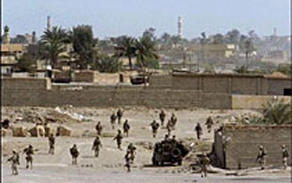 Staakt-het-vuren in Fallujah  (update)