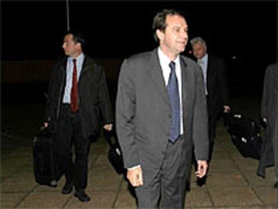 Franse onderminister kwaad weg uit Kigali