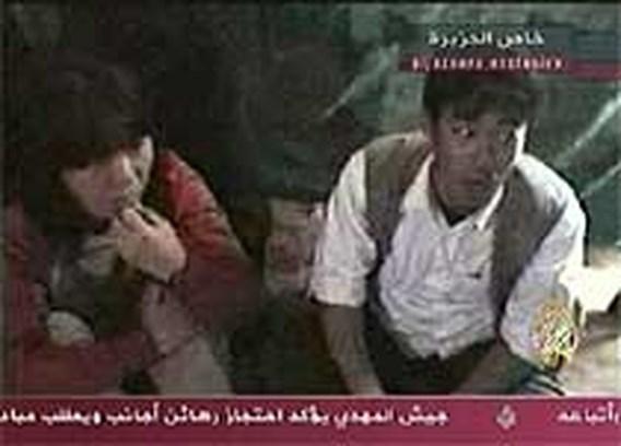 Iraakse guerrillastrijders gijzelen buitenlanders (update)