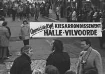 Een vraag uit 1974: de splitsing van de kieskring Brussel-Halle-Vilvoorde.