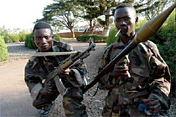 Rebellerende soldaten in Oost-Congo trekken zich terug uit Bukavu