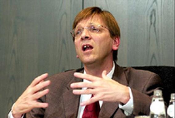 Verhofstadt belooft vierdagenweek