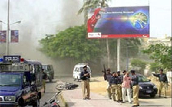 Negen doden bij aanslag op Pakistaanse generaal