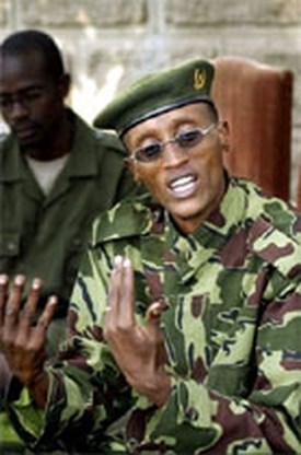 Congolese generaal Nkunda dreigt met oorlog