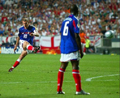 Frankrijk verslaat Engeland