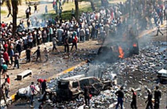 Zestien doden bij autobomaanslag in Bagdad