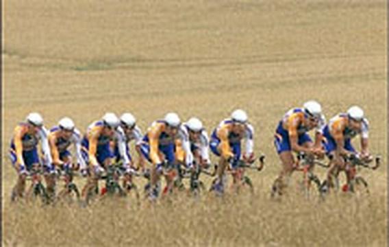 Zes etappewinnaars in voorselectie Rabobank voor Tour