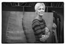 Kunstenaar en rouwtherapeute Claire vanden Abbeele: ,,Wie rouwt, heeft een onbewuste angst voor de nieuwe pijn die om de hoek staat te wachten.''