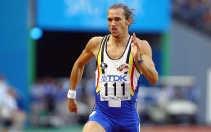 ,,Binnenkort kom ik weer onder de 46 seconden'', zegt Cédric Van Branteghem.