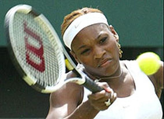 Serena Williams niet op Roland Garros