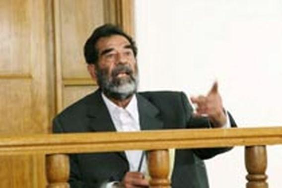Saddams moreeis niet meer wat hij geweest is
