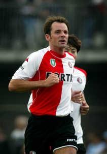 ,,Bij Feyenoord wil ik weer voor de prijzen meespelen'', zegt Bart Goor.
